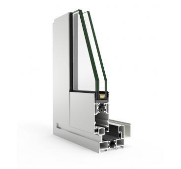 4200 Posuvné dvere a okná sprestupom tepelného mostu