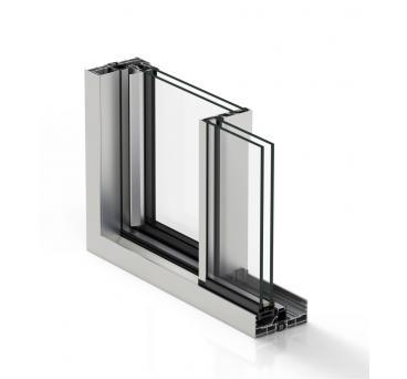 Vision - posuvné dvere s prestupom tepelného mostu